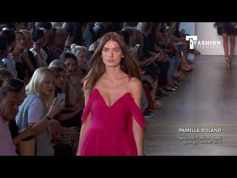 PAMELLA ROLAND New York Fashion Week Spring/Summer 2019