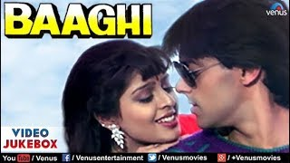 Baaghi Video Jukebox | Salman Khan, Nagma, Mohnish Bahl |