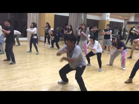 Opening Dance Rehearsal_10/11/2014_video four