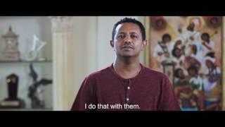 UNICEF - Teddy Afro message on EarlyMomentsMatter