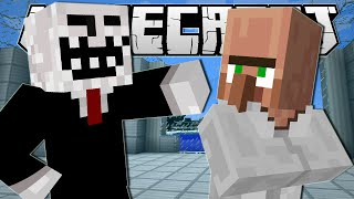 Minecraft | THE TROLLING MACHINE!! (Let's Troll Dr Trayaurus!) | One Command Creation