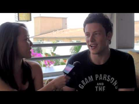 Cory Monteith - Oakley Gifting Suite Video