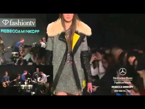 Rebecca Minkoff Fall/Winter 2013-14 | New York Fashion Week NYFW | FashionTV