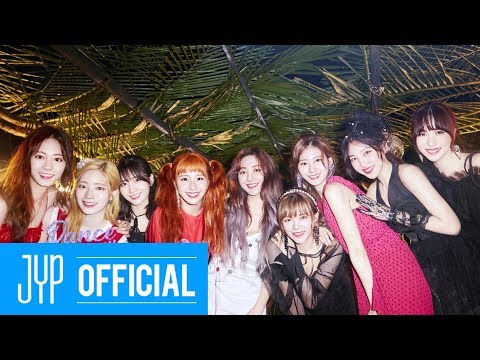 """TWICE """"Dance The Night Away"""" PREVIEW"""
