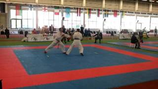 Serkan Yagci (TUR) vs. (RUS) open BUDO CUP ESTONIA TALLIN 2011.mp4