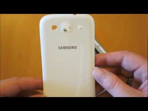 Samsung Galaxy S3 Cracks in battery cover. poor quality / bad build quality