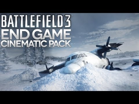 Battlefield 3 End Game Cinematic Pack - Free To Use