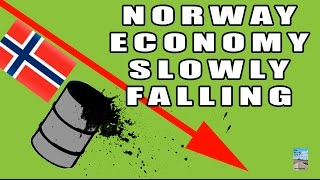 Norway's Economy In JEOPARDY as Oil and Europe Have Been CRUSHED!