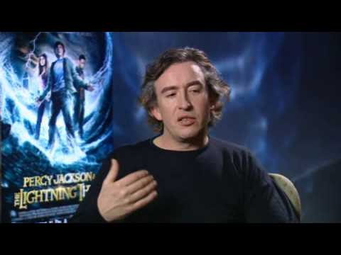 Steve Coogan Talks Percy Jackson and the Lightning Thief