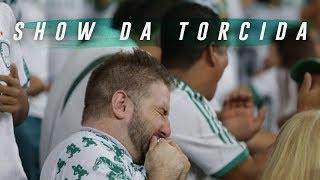 TORCIDA DO PALMEIRAS DÁ SHOW NA LIBERTADORES