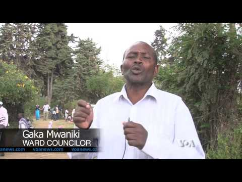 Treasure Hunters Seek 'Hidden Treasure' in Central Kenya