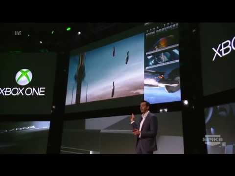 Xbox One Multitasking Demonstration