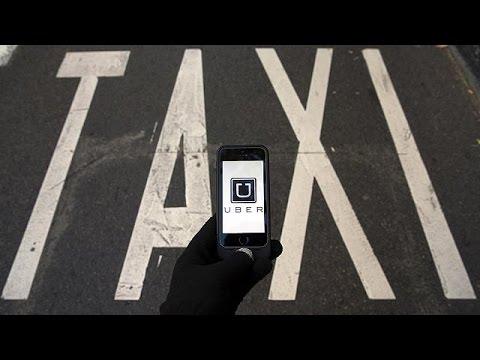 Uber – такси: кто кого?