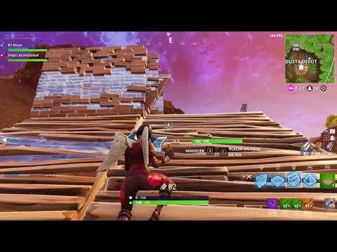 GAME FORTNITE ONE SHOT #1