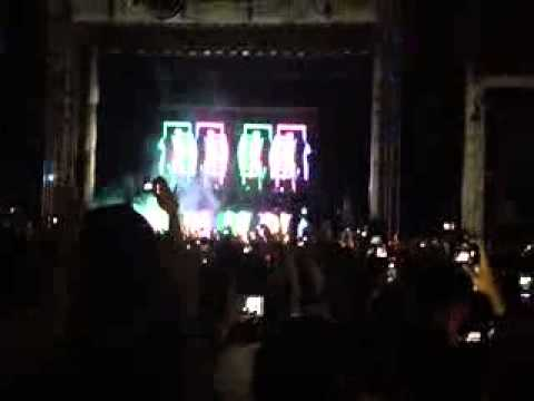 Dj Tiesto's Performance In Jakarta - Oct 4, 2013 video