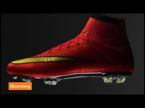 High-Tech Superfly Cleats Race to Win at World Cup