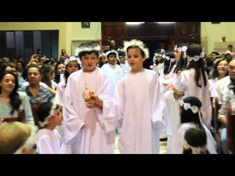 Coroa��o de Nossa Senhora de F�tima - 2014