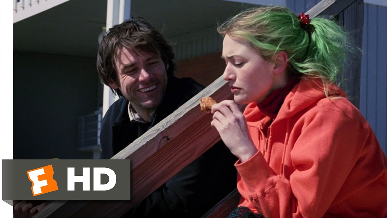 Eternal Sunshine Of The Spotless Mind 2004 Hd Dvd Remux