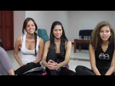 La tercera prueba de Angélica Castro en Chicas Aguila 2012