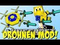 DROHNEN MOD!! (Kamera, Trollen, Item-Transport) [Deutsch]
