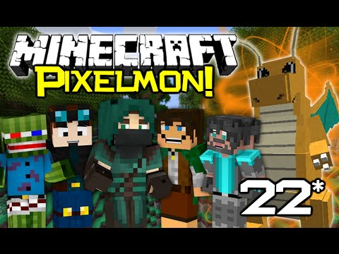 Minecraft PixelCore PIXELMON Let's Play! - Ep 22 (Dragon Tamer!)