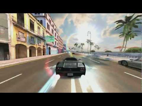 Asphalt 7 Heat HVGA APK + SD Files