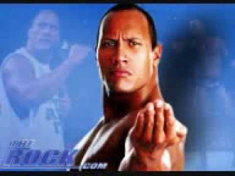 Wwe Music The Rock video