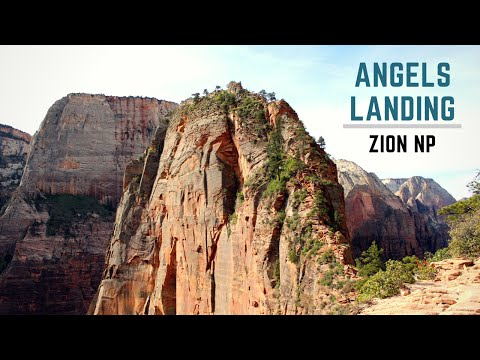Angels Landing | Zion National Park