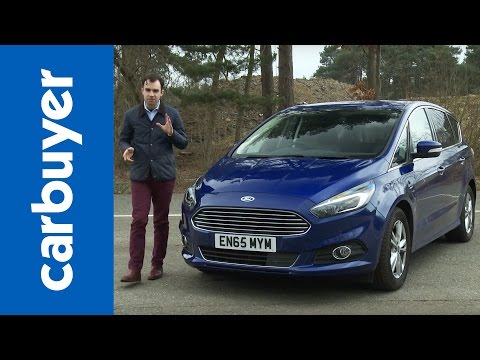 New 2016 Ford S-MAX MPV in-depth review – Carbuyer – James Batchelor