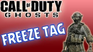 COD Ghost Freeze Tag (Comedy Gaming)
