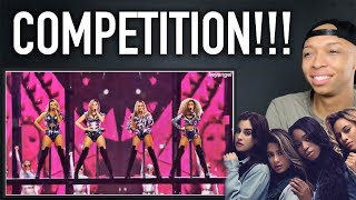 Little Mix VS Fifth Harmony | 2017 Vocals & Dance Breaks | (REACTION)