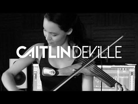 It Ain't Me (Kygo, Selena Gomez) - Electric Violin Studio Cover   Caitlin De Ville