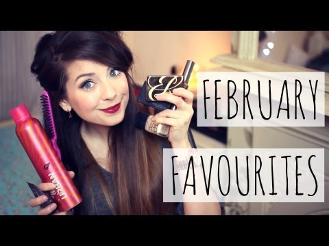 February Favourites | Zoella