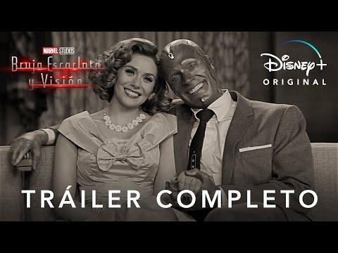 Bruja Escarlata y Visión | Tráiler oficial | Disney+