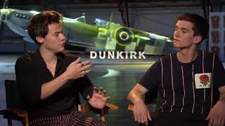 Interview with Harry Styles and Fionn Whitehead - DUNKIRK