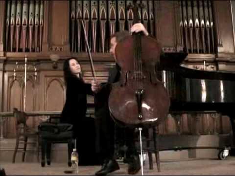 Hamilton Cheifetz plays Haydn Divertimento Part 2.mp4