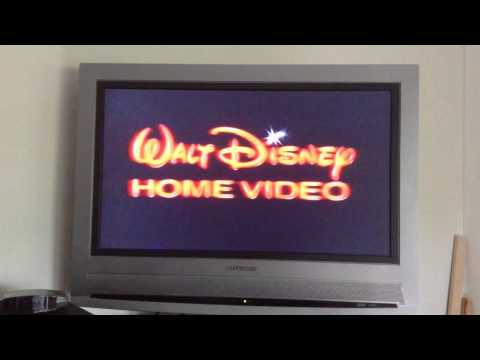 Sing Along Songs be Our Guest Vhs Disney Sing Along Songs be