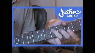 The Wind Cries Mary - Jimi Hendrix #1of2 (Songs Guitar Lesson ST-323) How to play