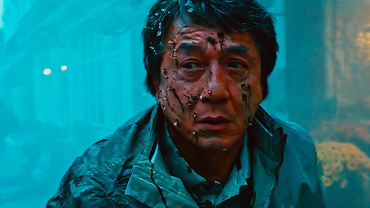 Новые китайские фильмы боевики 2018