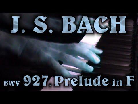 Бах Иоганн Себастьян - Preludio in fa maggiore
