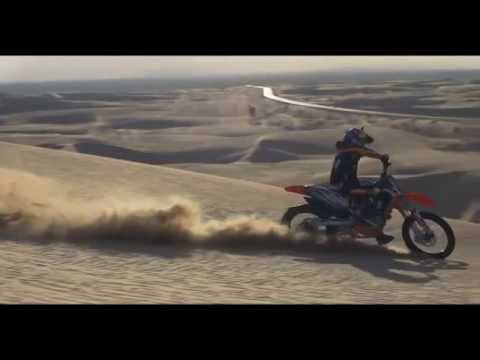 MOTO 5 The Movie Renner Intro Red Bull