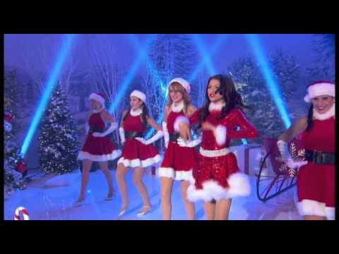 Shake It Up | Shake Santa Shake Music Video - Zendaya | Official Disney Channel UK