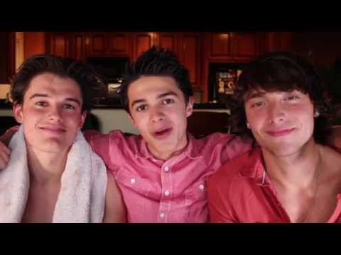 Pick Your Poison Challenge (w  Kenny And Wes) | Brent Rivera video