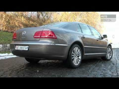 vw phaeton testbericht autoscout24 youtube. Black Bedroom Furniture Sets. Home Design Ideas