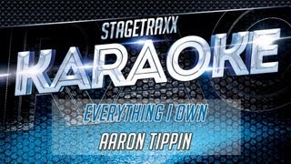 Watch Aaron Tippin Everything I Own video