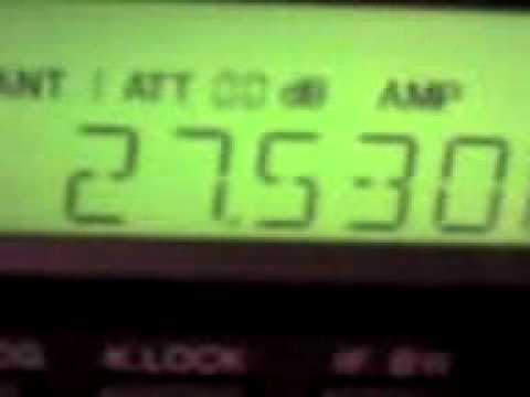 27mhz,Amateur radio.