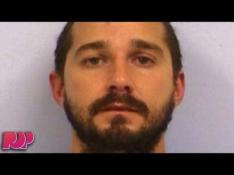 Shia LaBeouf Arrested Again... Was It Because He Is Famous?