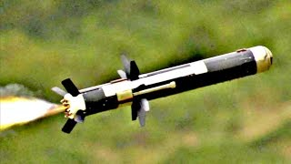 POWERFUL !!! US Military Javelin Missile Live Fire Military Training Exercise