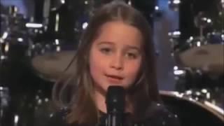Girl sings Attack On Titan Opening On Xfactor