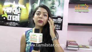 Varsha At Sathuran Movie Team Interview